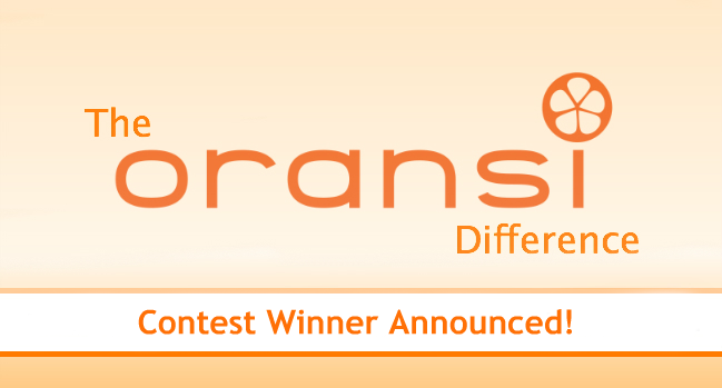 oransi difference winner