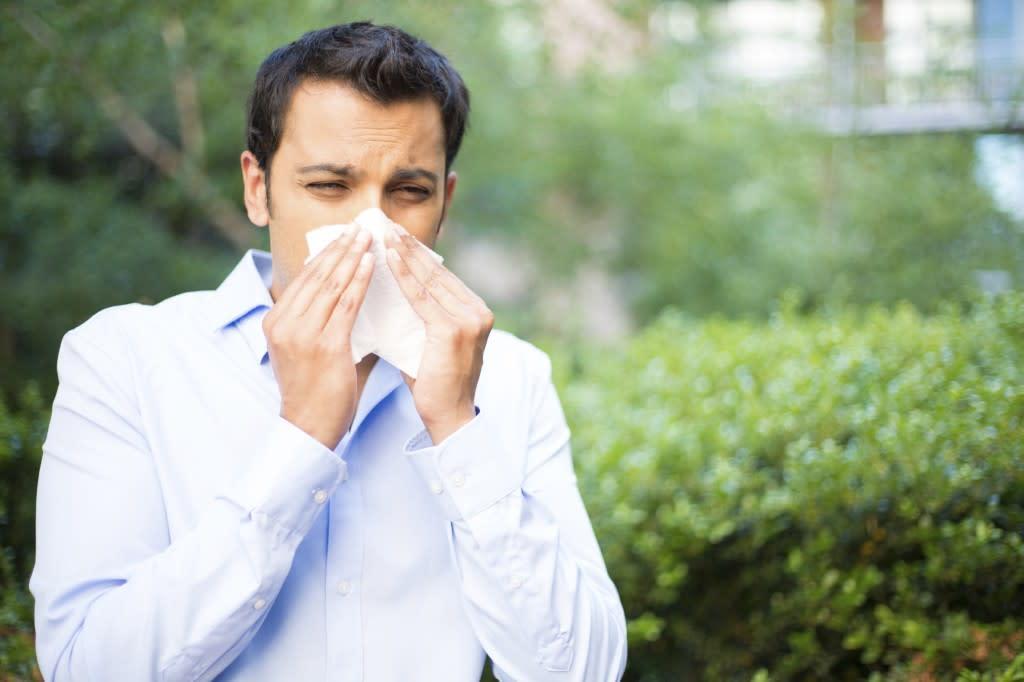 worst spring allergies