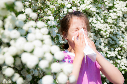 Over-cleaning may lead to allergies and asthma