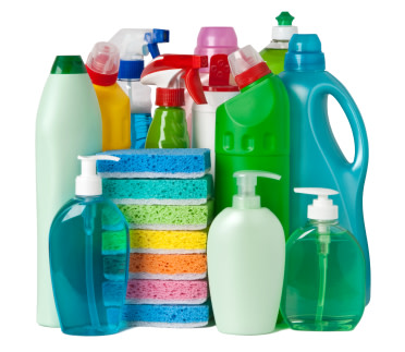 Homes that overuse cleaning products may contribute to children developing allergies
