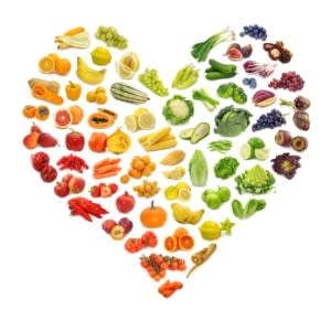 Vegetarians suffer from 30% less heart disease