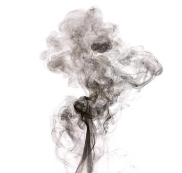 lingering smoke odor