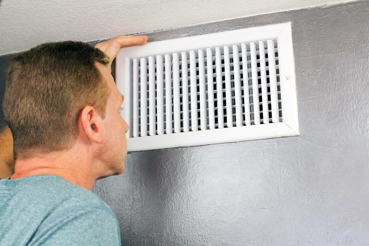 home air vent