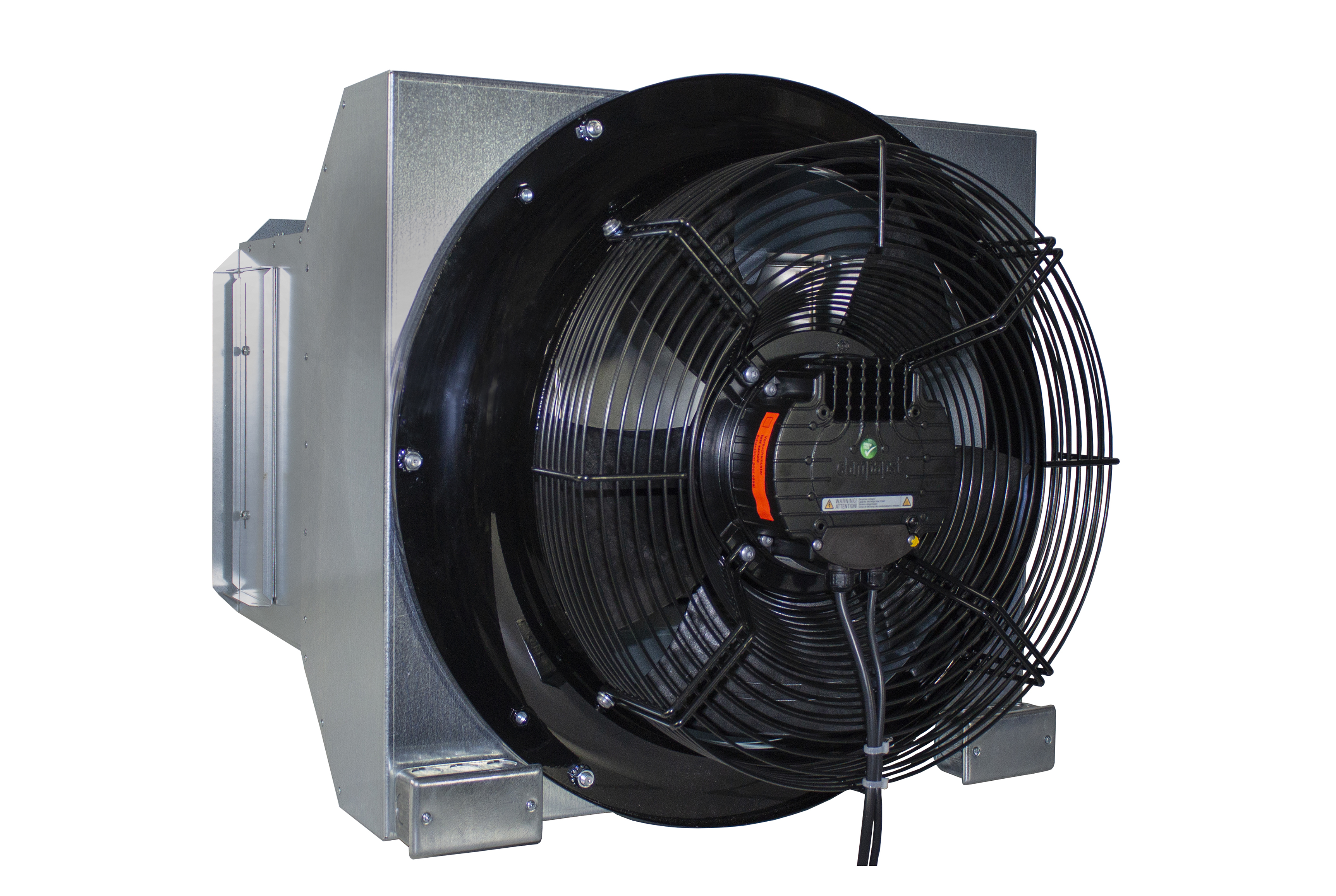 whole house fan for improved ventilation