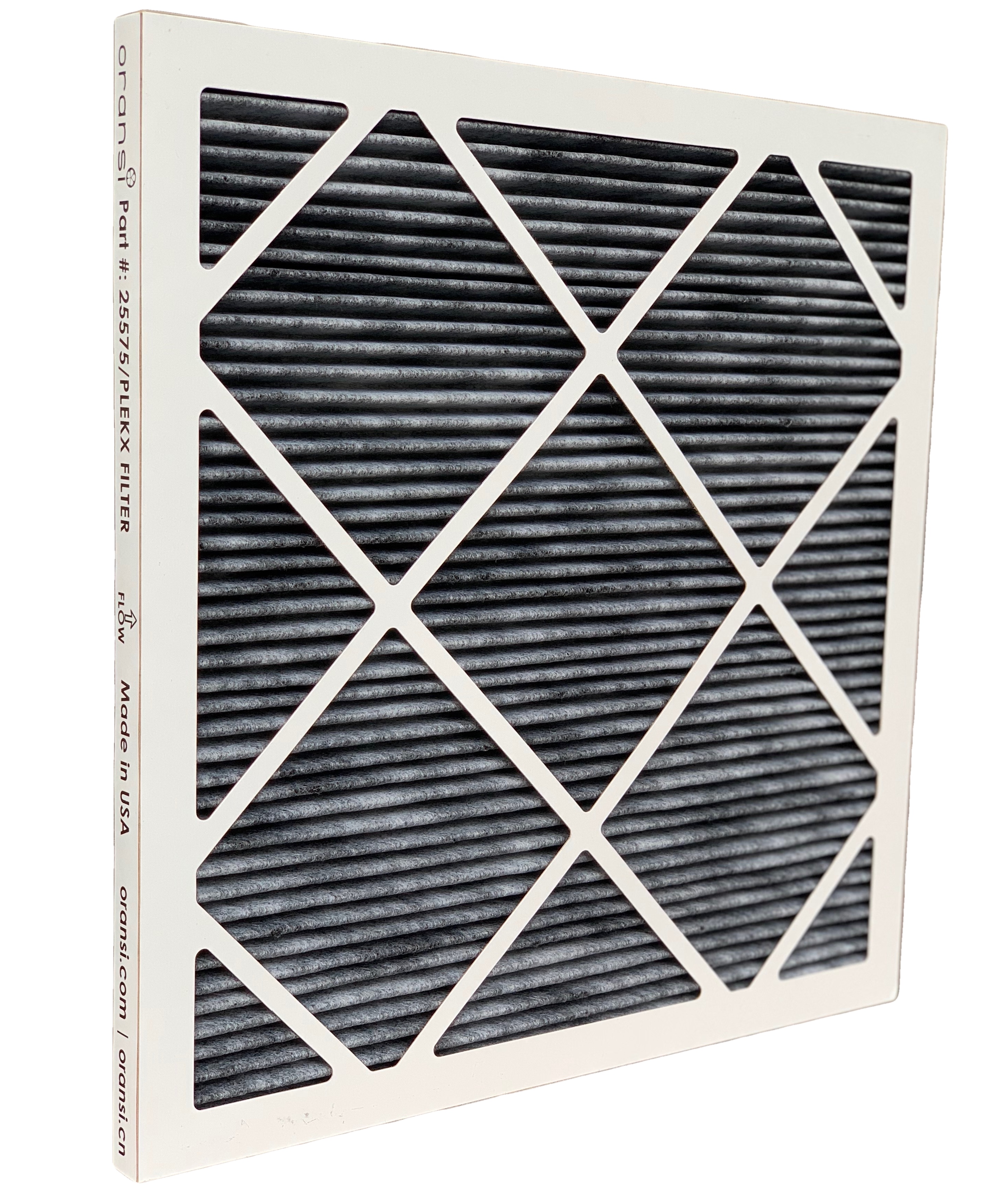 Oransi pleated carbon filter