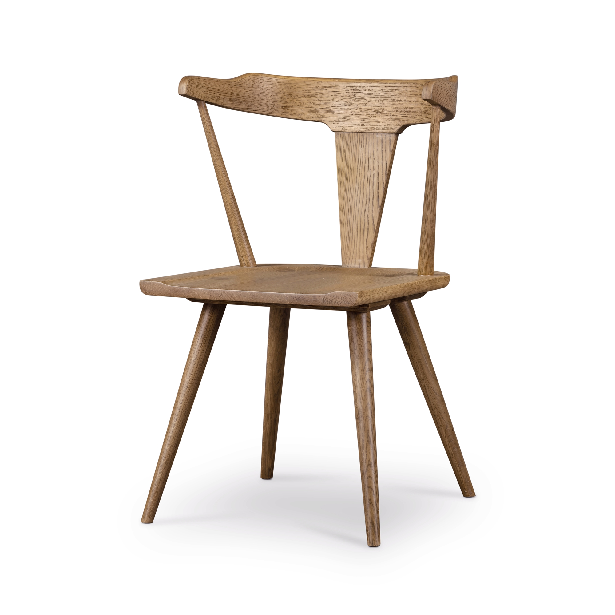 Belfast Ripley Dining Chair - Natural Oak