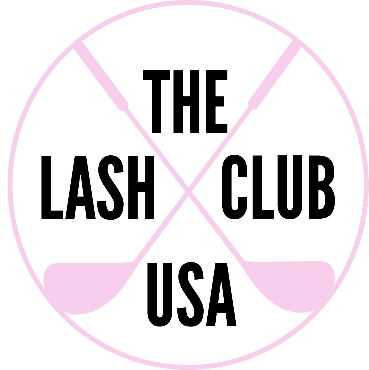 Navigate to the The Lash Club USA homepage