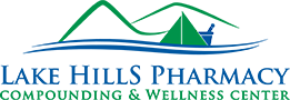 Navigate to the Lake Hills Pharmacy homepage