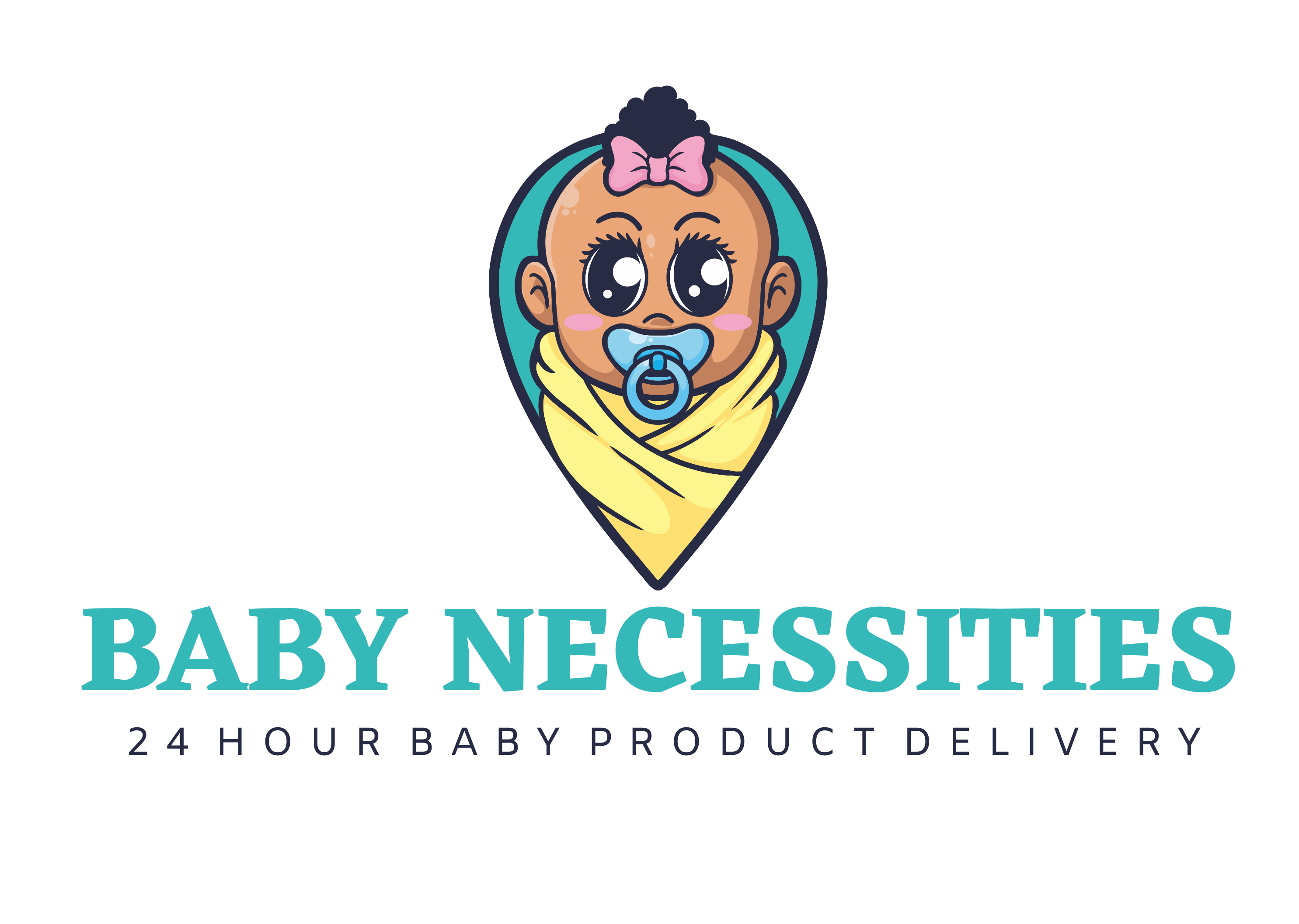 Navigate to the Baby Necessities homepage
