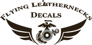 Navigate to the Flying Leathernecks Decals homepage