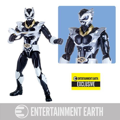 Power Rangers in Space Psycho Silver Ranger Legacy Collection 6-Inch Action