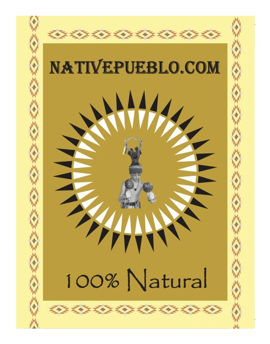 Navigate to the Nativepueblo.com homepage