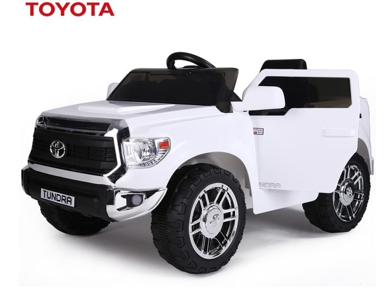 12v Kids Battery Powered Mini Toyota Tundra Ride On Truck With Remote