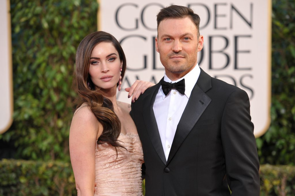 Инсайдер: Меган Фокс и Брайан Остин Грин снова на грани развода