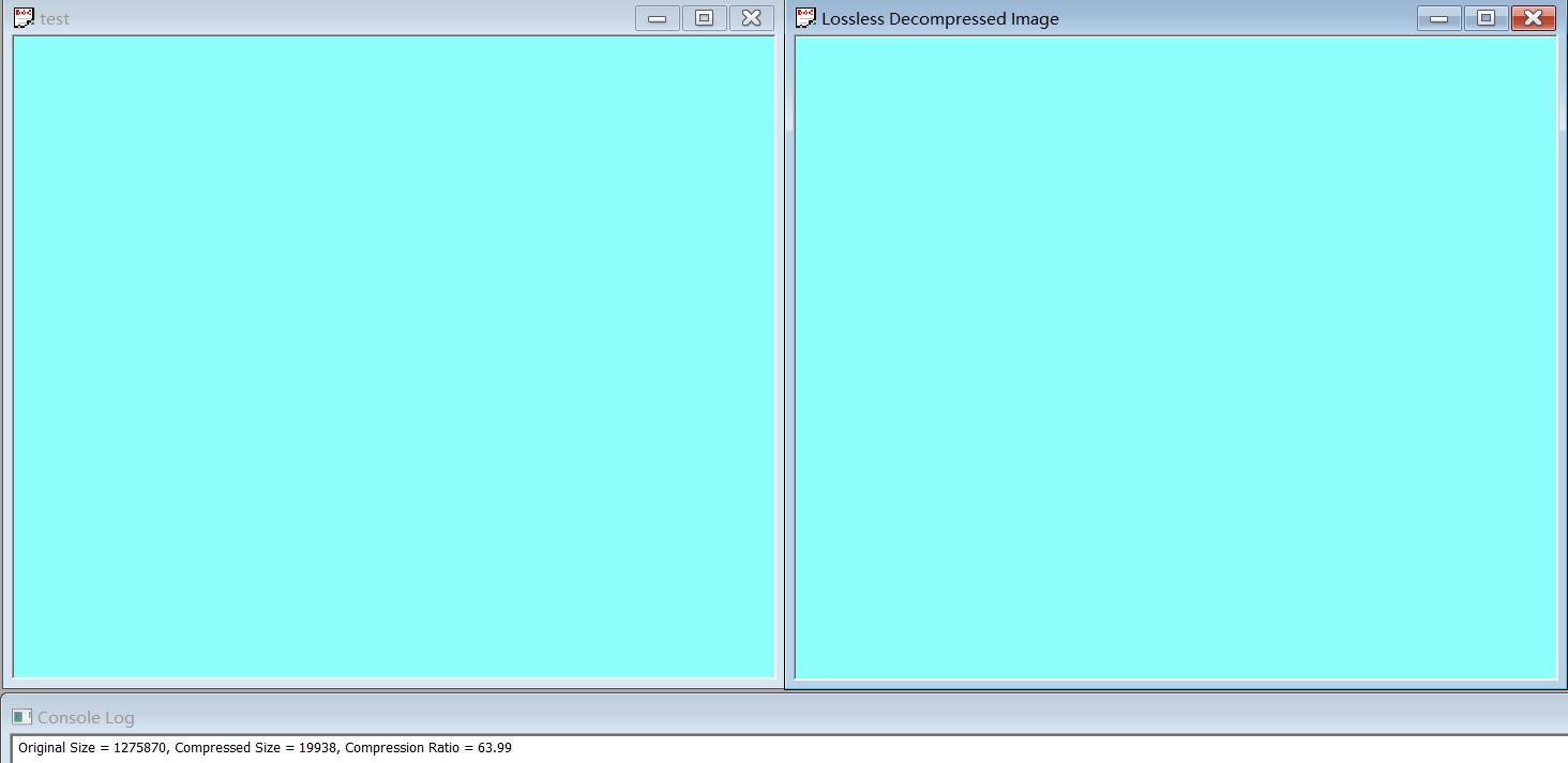 Image Compression Algorithm and RGB to YUV Transfer   HU SHIYU