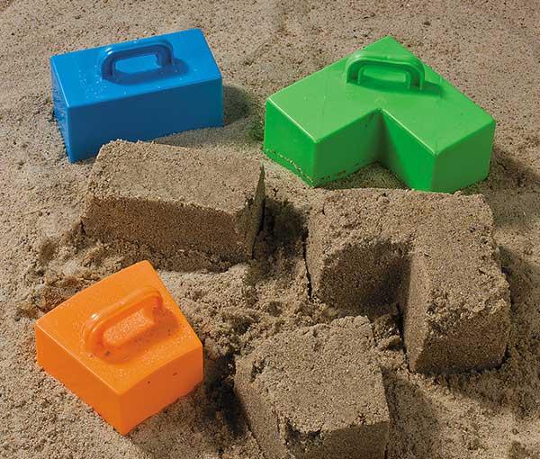 Sand molds