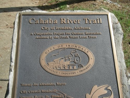 Cahaba River Trail