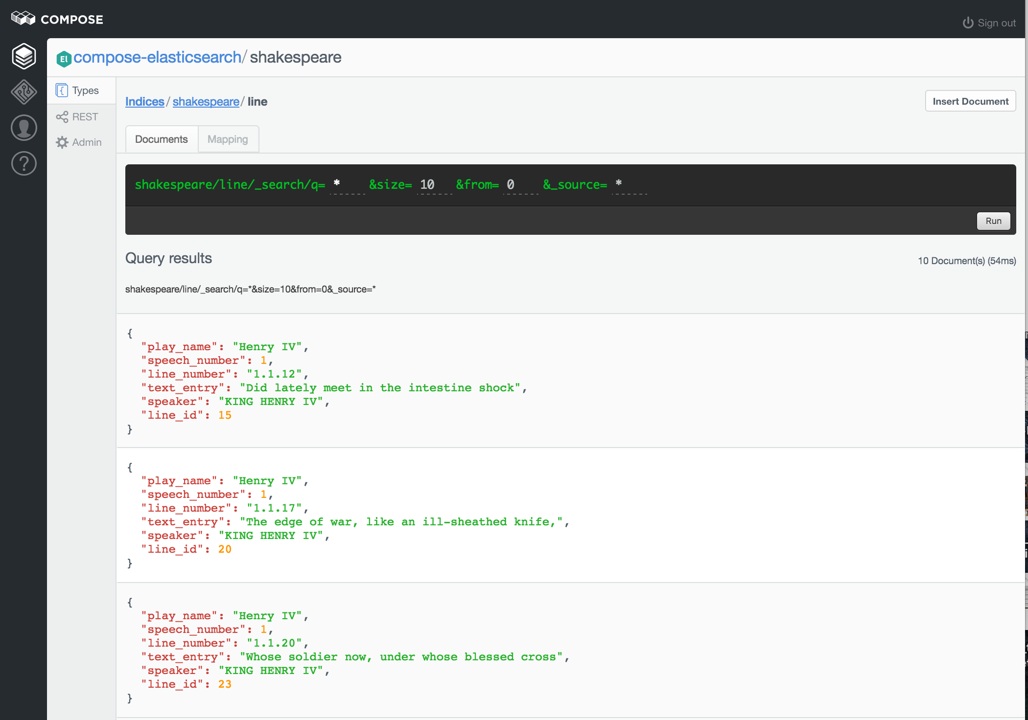 Compose's Data Browser comes to Elasticsearch - Compose Articles