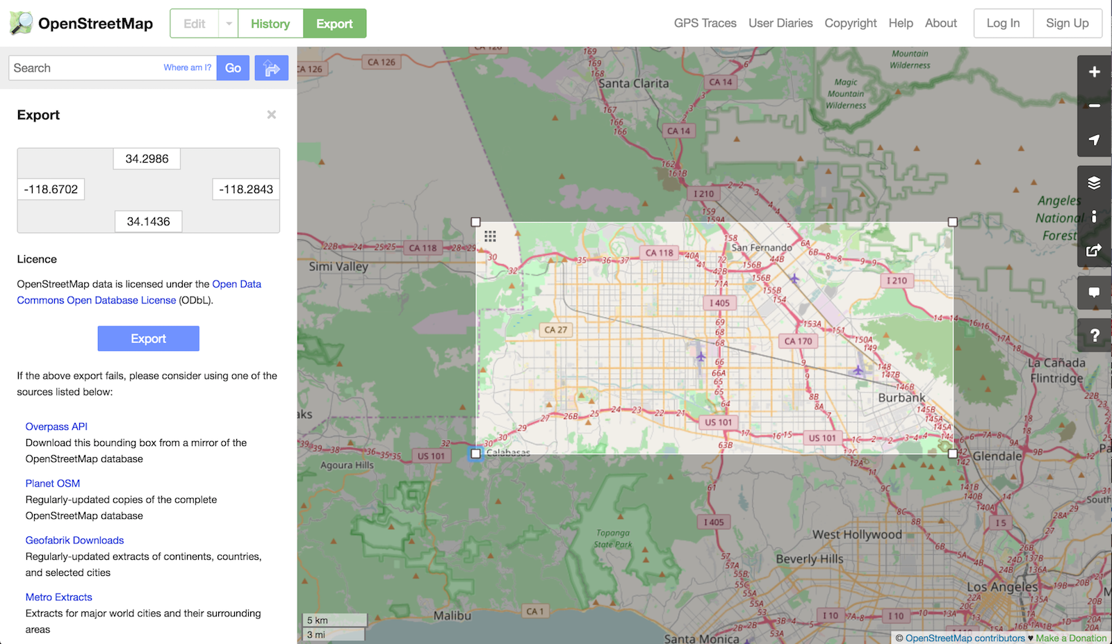 GeoFile: How to Transform OpenStreetMap Data into GeoJSON Using GDAL