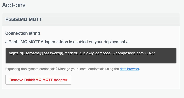 An MQTT Configuration