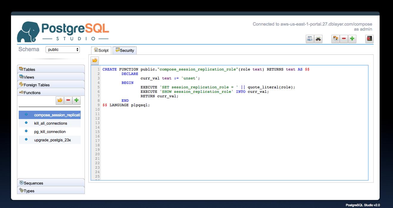 Tool Up: Administering PostgreSQL - Compose Articles