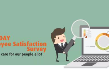 Xoxoday Employee Satisfaction Survey