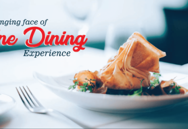 Changing The Face Of Fine Dining Experience