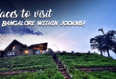 Places To Visit Near Bangalore Within 300kms