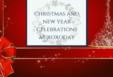 Christmas And New Year Celebration At Xoxoday
