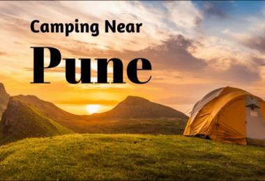 Camping Near Pune
