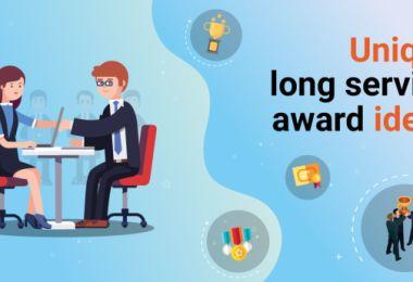 Unique Long Service Award Ideas