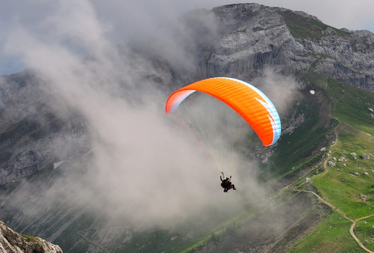 Tandem Paragliding At Kamshet On Weekdays in Pune - Xoxoday