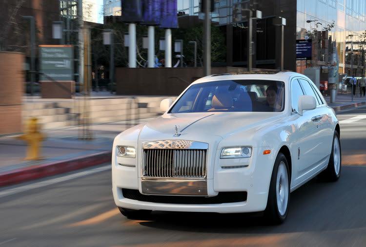 Rolls Royce Car In Bangalore