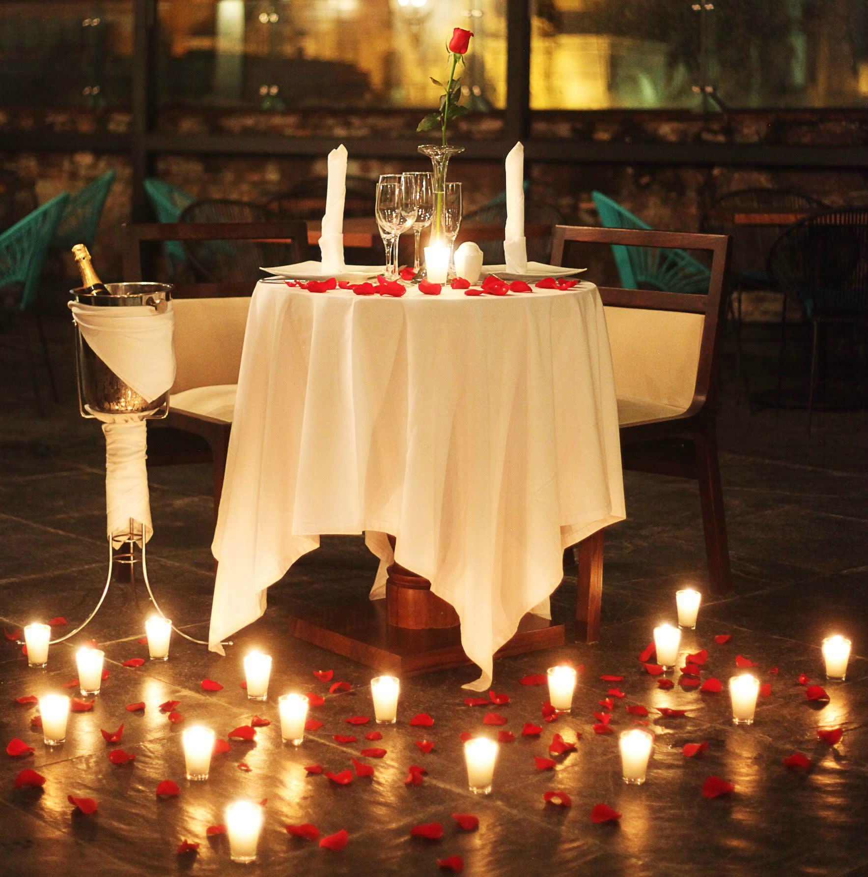 Romantic Dinner At Sayaji Pune