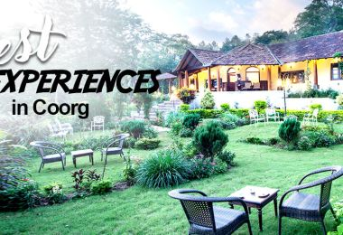 experiences in Coorg