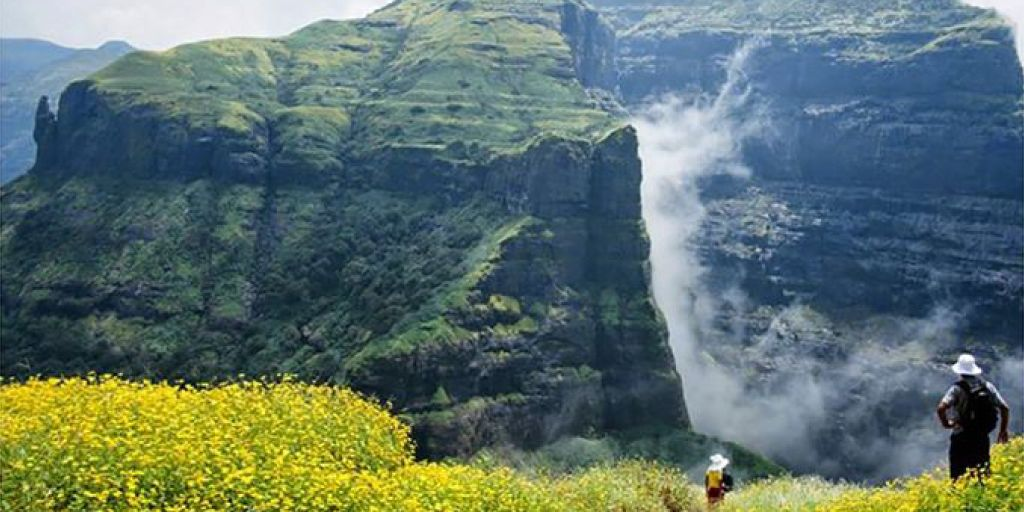 trekking places near pune