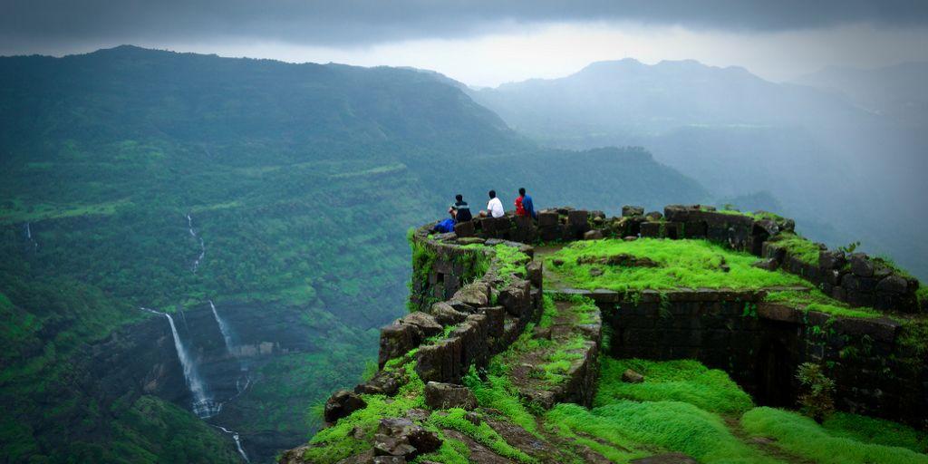 Rajmachi Trek near Pune
