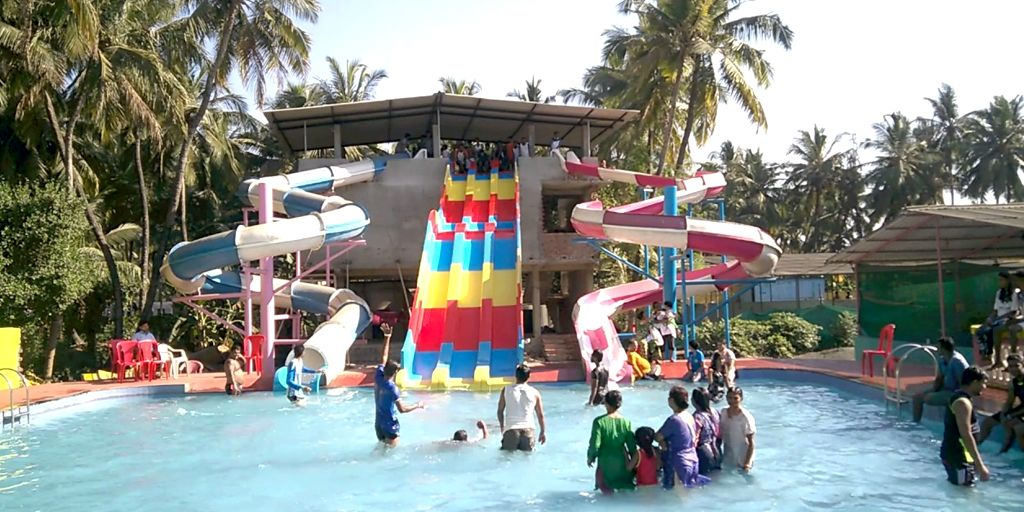 amusement rides and water park and a day outing mumbai