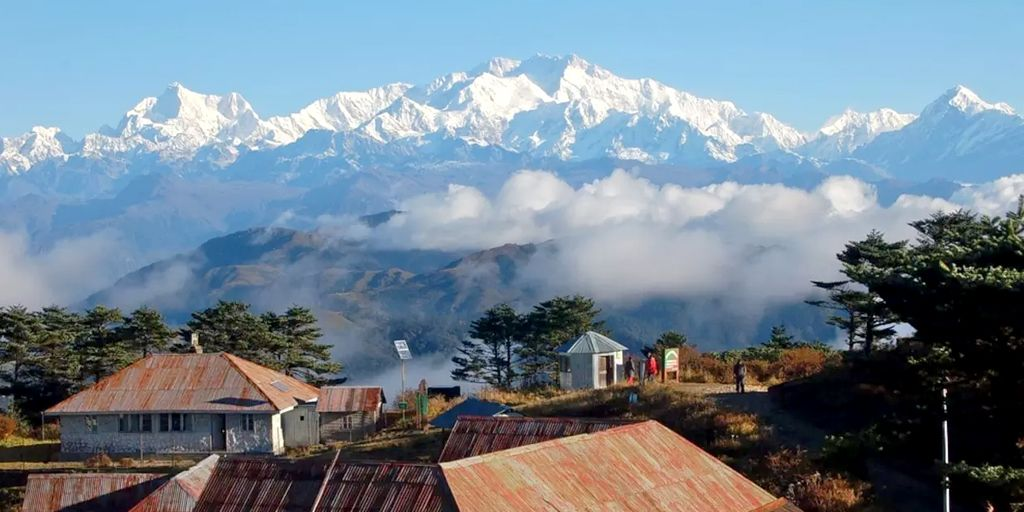 sandakphu hill stations near kolkata