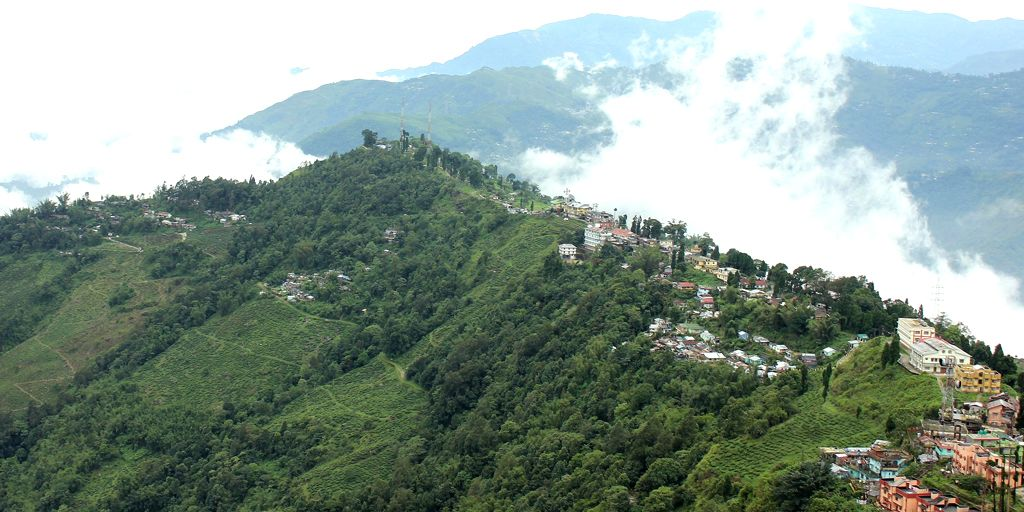 kurseong hill stations near kolkata