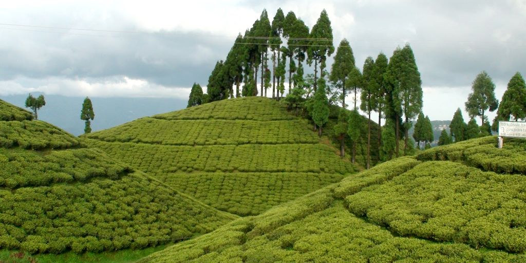 mirik hill near kolkata