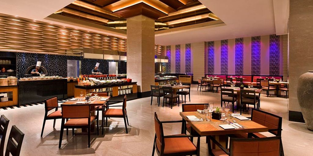 Exclusive Dinner at Marriot Hyderabad