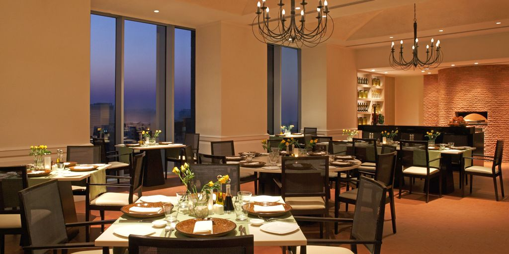 Exotic Dinner at Trident Hyderabad