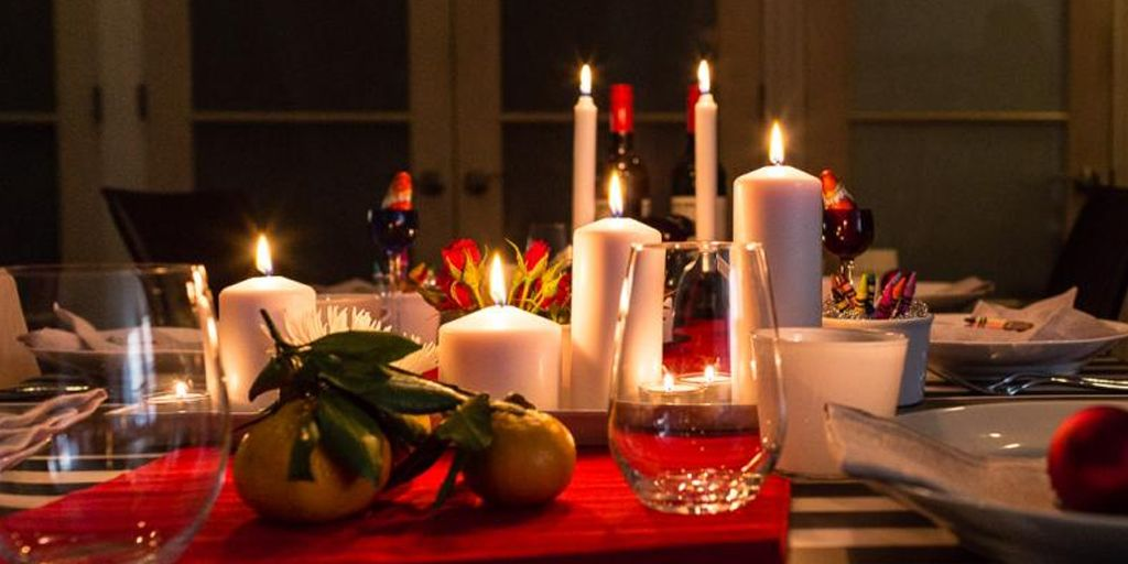 A Romantic Candle Light Dinner at The Radisson Blu