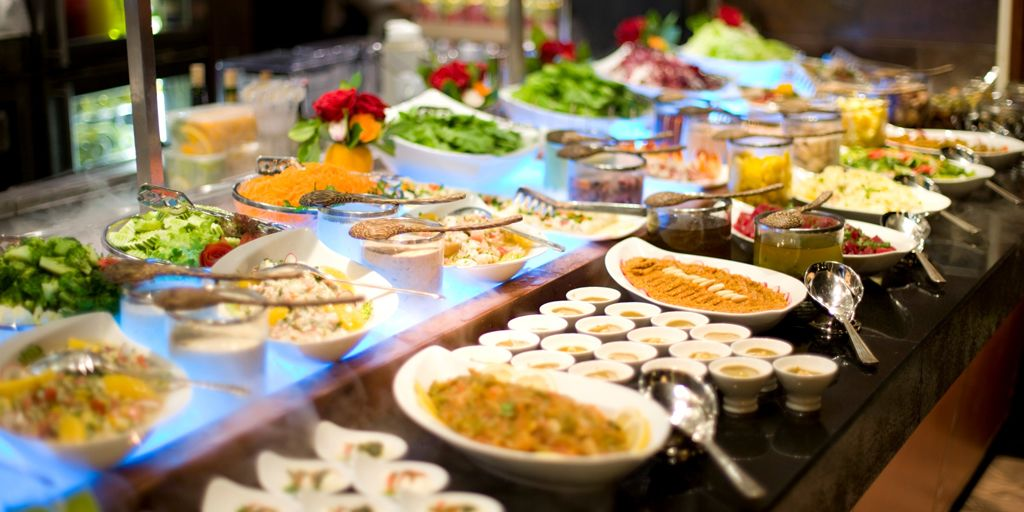 Dinner Buffet at Peerless Inn Hyderabad