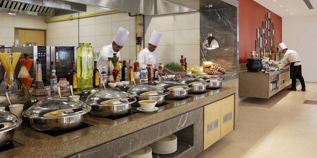 Multi Cuisine Dinner Buffet at IBIS Hyderabad