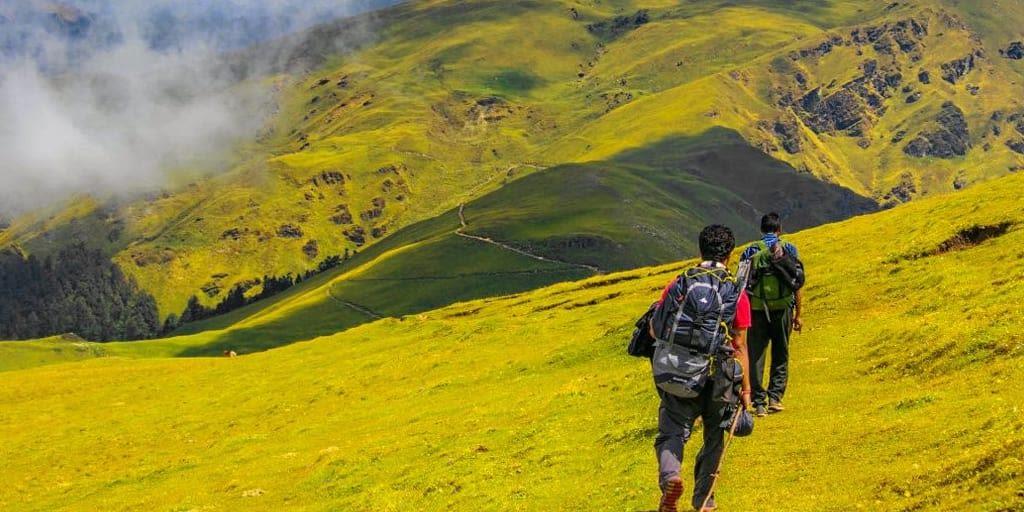 Roopkund Trek- Trekking near Delhi