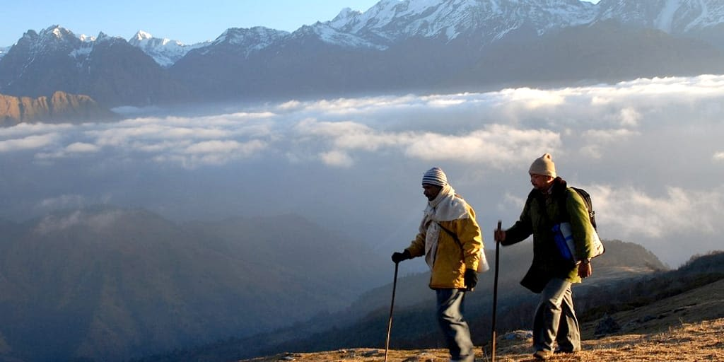 Khalia Top Trek- Trekking near Delhi