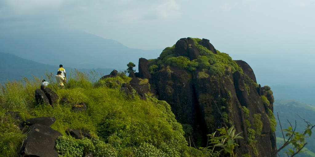 Trekking Places In Bangalore Kurinjal Peak Trek