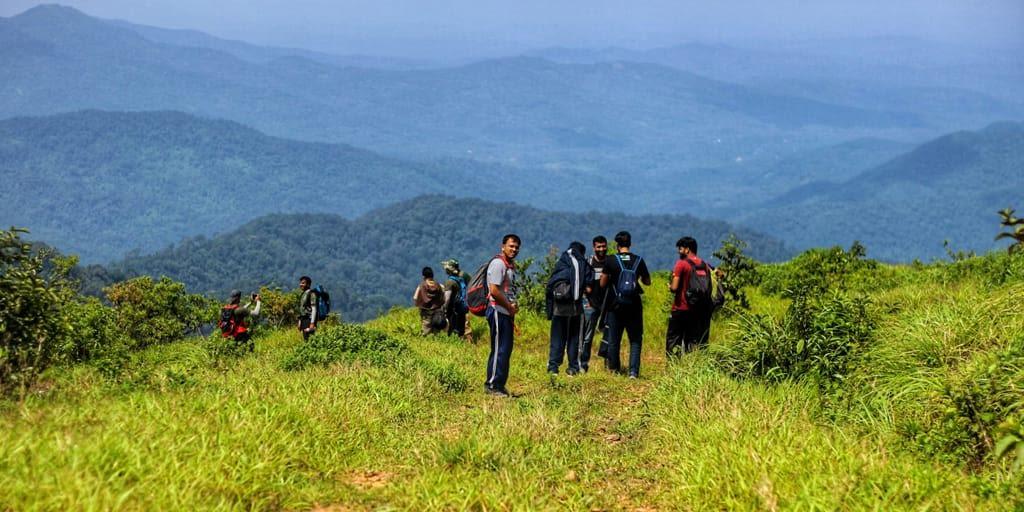 Trekking Places In Bangalore Kopatty Corg Trek